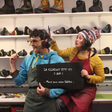 Un nouveau site internet pour la clinique du chausson & du matos